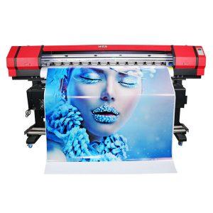 विस्तृत स्वरूप 6 रंग फ्लेक्सो बॅनर स्टीकर दिवाळखोर इंकजेट प्रिंटर