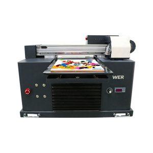 टच स्क्रीन बुद्धिमान संरेखन इंकजेट पीव्हीसी प्लास्टिक आयडी प्रिंटर ए 3