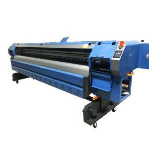 डिजिटल वाइड स्वरूप सार्वत्रिक फाईटन सॉल्व्हेंट प्रिंटर / प्लॉटटर / प्रिंटिंग मशीन
