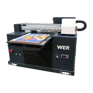 ए 3 यूव्ही प्रिंटर, प्रगत लहान आकाराचे स्वयंचलित यूव्ही फ्लॅटबड प्रिंटर