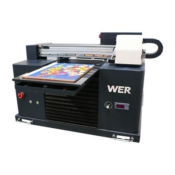 लहान यूव्ही flatbed प्रिंटर