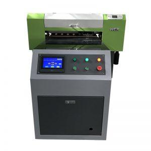 पीव्हीसी प्रिंटर मोठा स्वरूप कॅनव्हास प्रिंटर गोल्फ बॉल प्रिंटिंग मशीन WER-ED6090UV